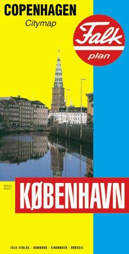 9783884452356: Copenhagen (Falk Plan)