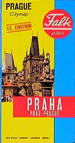 9783884452561: Prague