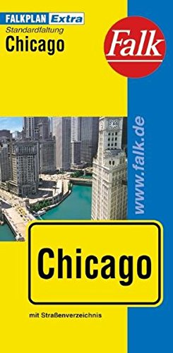 9783884454992: chicago euro city falk
