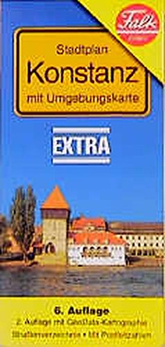 Konstanz (Falk Plan) - Falk-Verlag