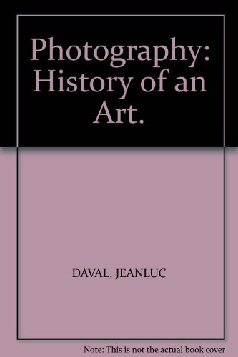 9783884471005: Photography: History of an Art.