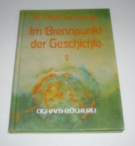 9783884550151: Im Brennpunkt der Geschichte 2. Historische Miniaturen
