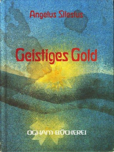 9783884550236: GEISTIGES GOLD