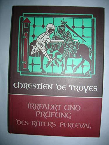 9783884557037: Irrfahrt und Prüfung des Ritters Perceval