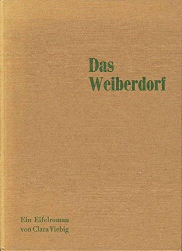 9783884580523: Das Weiberdorf: Roman