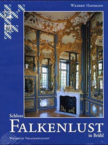 Die Schlösser Augustusburg und Falkenlust in Brühl (2 Bände): Von Wilfried Hansmann....
