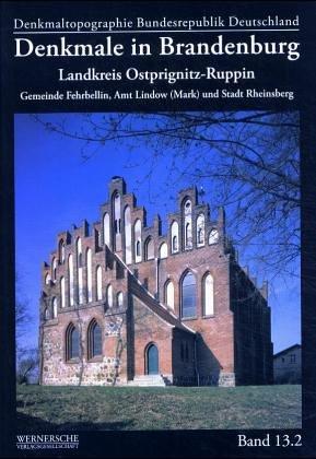 9783884621912: Landkreis Ostprignitz-Ruppin: Ämter Fehrbellin, Lindow (Mark) und Rheinsberg (Mark)