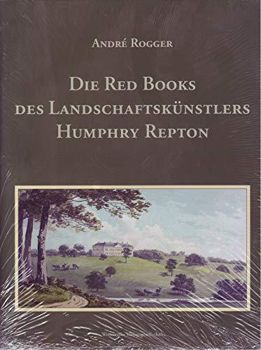 9783884622254: Die Red Books des Landschaftskünstlers Humphry Repton