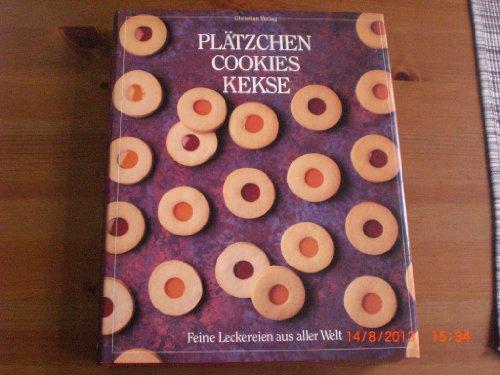 Weihnachtsplätzchen International.Plätzchen Cookies Kekse Feine Leckereien Aus Aller Welt The