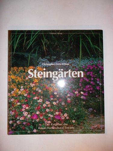 9783884722244: Steingarten