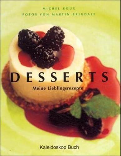 9783884724613: Desserts. Meine Lieblingsrezepte