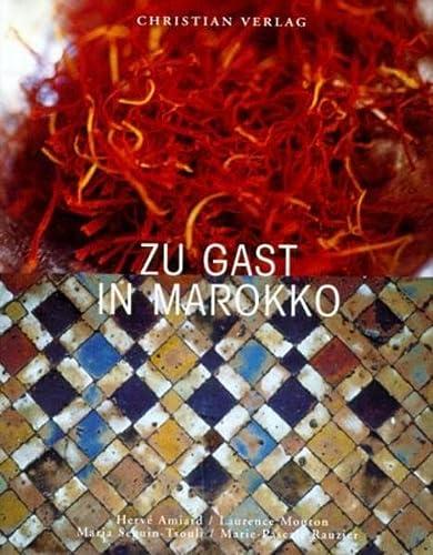 Zu Gast in Marokko: Seguin-Tsouli, Maria und