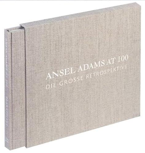 9783884725085: Ansel Adams at 100