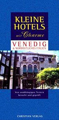 9783884725535: Kleine Hotels mit Charme Venedig