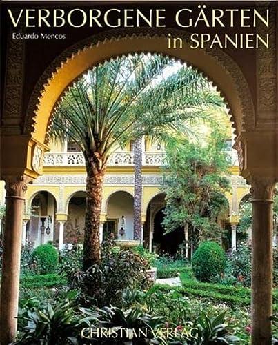 9783884726471: Verborgene Gärten in Spanien