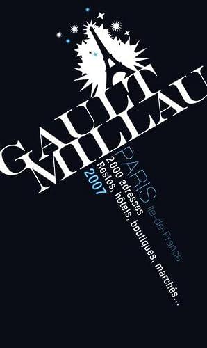 Gault Millau Paris 2007: n/a