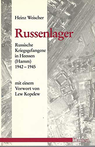 9783884743669: Russenlager: Russische Kriegsgefangene in Hamm-Heesen 1942-1945 (Livre en allemand)