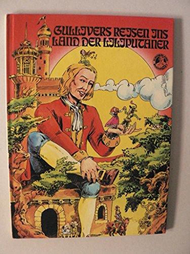 Gullivers Reisen ins Land der Liliputaner: Kinderland-Buchpaket: