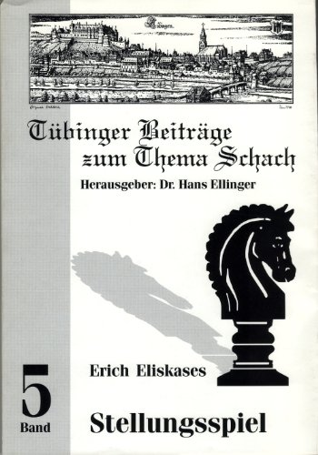 9783885020233: Stellungsspiel (Livre en allemand)