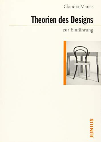 9783885060864: Theorien des Designs zur Einführung