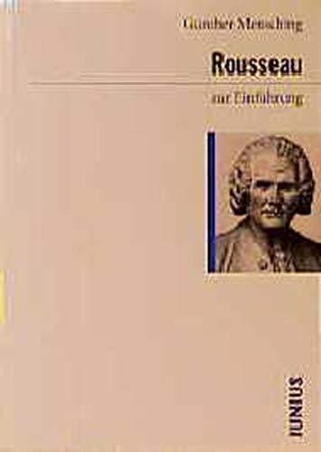 9783885063148: Rousseau zur Einführung (Livre en allemand)