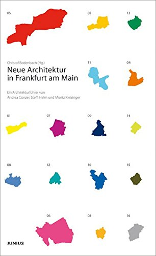 9783885065838: Neue Architektur in Frankfurt am Main: Architekturf�hrer Frankfurt