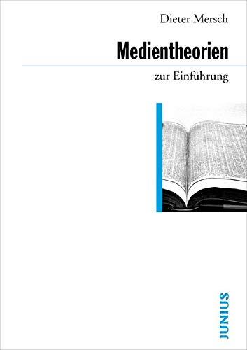 9783885066187: Medientheorien zur Einführung