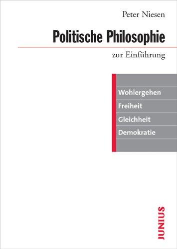 9783885066200: Politische Philosophie zur Einführung