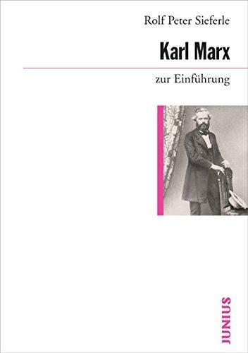 9783885066385: Karl Marx zur Einführung