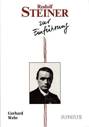 9783885068990: Rudolf Steiner zur Einführung.
