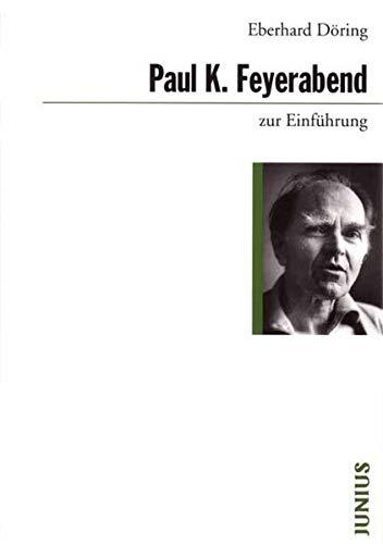 9783885069805: Paul K. Feyerabend zur Einführung