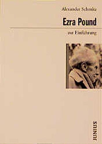 9783885069836: Ezra Pound zur Einführung