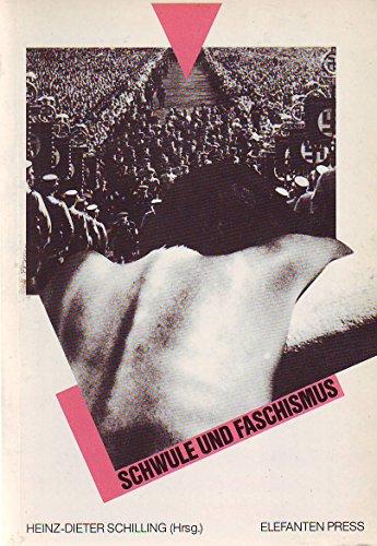 9783885201144: Schwule und Faschismus