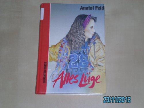 9783885203797: Alles Lüge (Elefanten Press Kinderbücher) (German Edition)