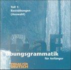 9783885325130: U>Bungsgrammatik Fu>r Anfa>Nger - Level 2: Cds (2)