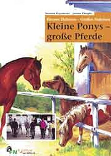 9783885423232: Kleines Pony, große Pferde