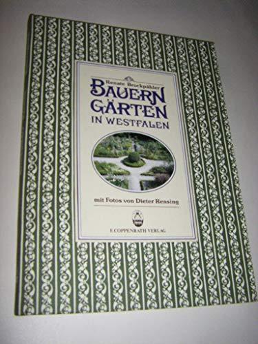 9783885473480: Bauerng�rten in Westfalen (Beitr�ge zur Volkskultur in Nordwestdeutschland)
