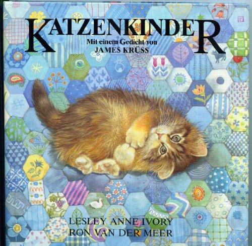 9783885476757: Katzenkinder