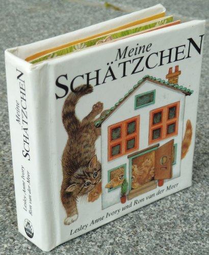 9783885477785: Meine Schätzchen. Ein Pop-up-Bilderbuch