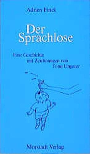 9783885711483: Der Sprachlose