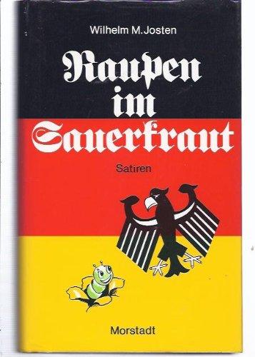 9783885711896: Raupen im Sauerkraut - Satiren