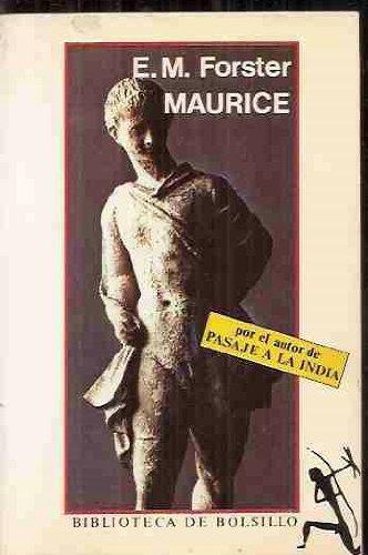 9783885920885: Maurice