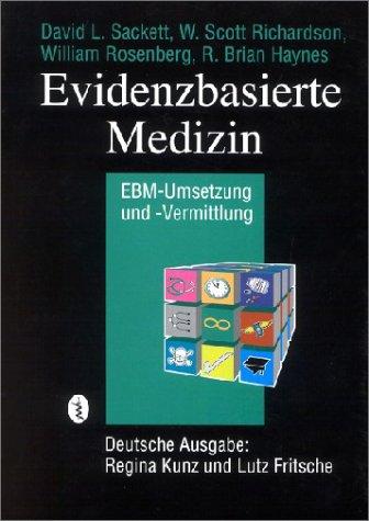 9783886036370: Evidenzbasierte Medizin: EBM-Umsetzung und -Vermittlung