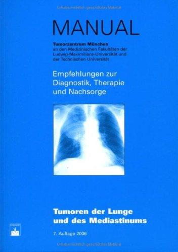 9783886038787: Tumoren der Lunge und des Mediastinums