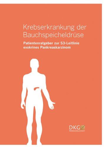 9783886039555: Krebserkrankung der Bauchspeicheldrüse: Patientenratgeber zur S3-Leitlinie exokrines Pankreaskarzinom