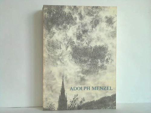 9783886091379: Adolph Menzel: Zeichnungen, Druckgraphik und illustrierte Bücher : ein Bestandskatalog der Nationalgalerie, des Kupferstichkabinetts und der Kunstbibliothek