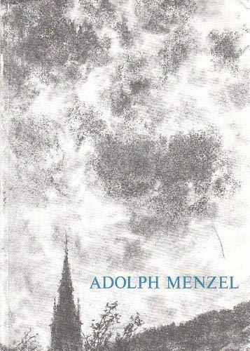 Adolph Menzel: Zeichnungen, Druckgraphik und illustrierte BuÌ cher : ein Bestandskatalog der ...