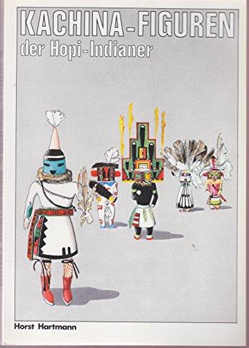 9783886092604: Kachina-Figuren der Hopi-Indianer (Livre en allemand)