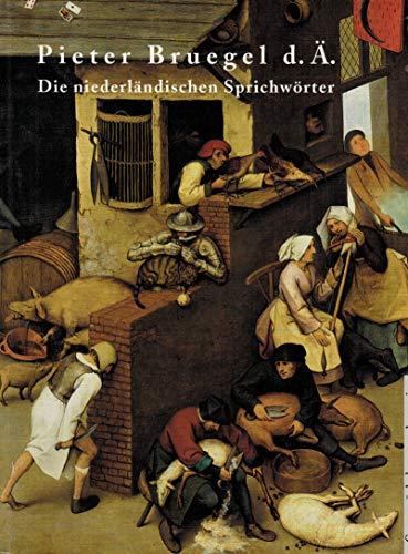 9783886094844: Pieter Bruegel D.ä. : Die Niederländerischen Sprichwörter