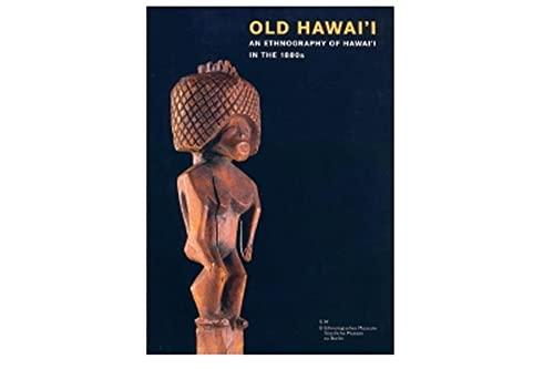9783886096213: OLD HAWAI'I